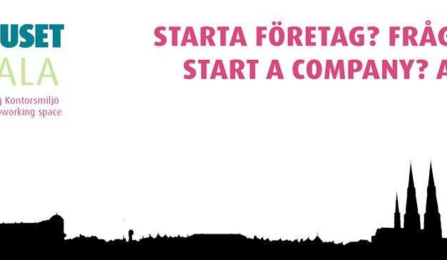 DRIVHUSET, the best startup incubator in Uppsala