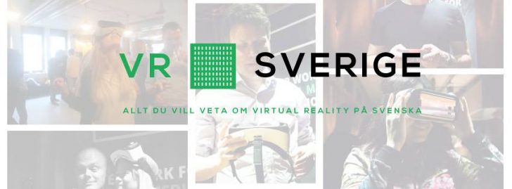 The best place where you can see how Swedes are hooked on VR
