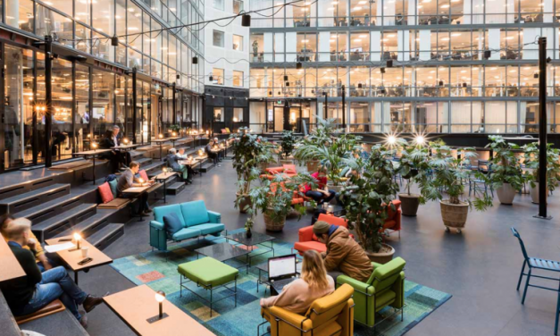 The biggest co-working space in Stockholm, EPICENTER