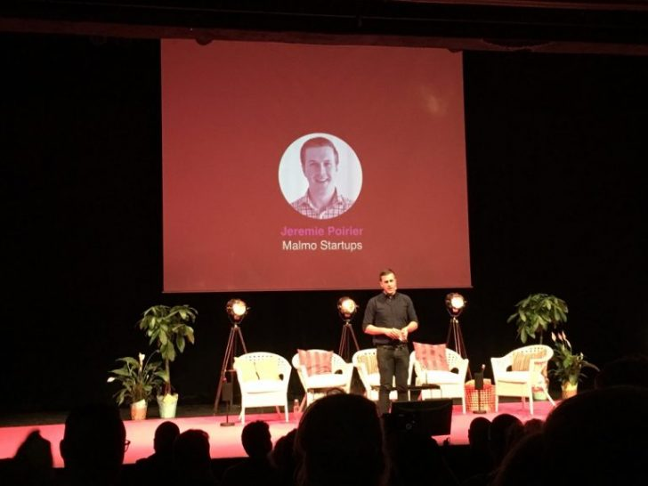 Startup Live! is the largest startup event in southern Sweden organized by Malmo startups