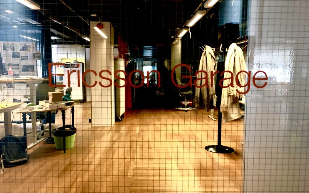Technology Incubator Ericsson Garage