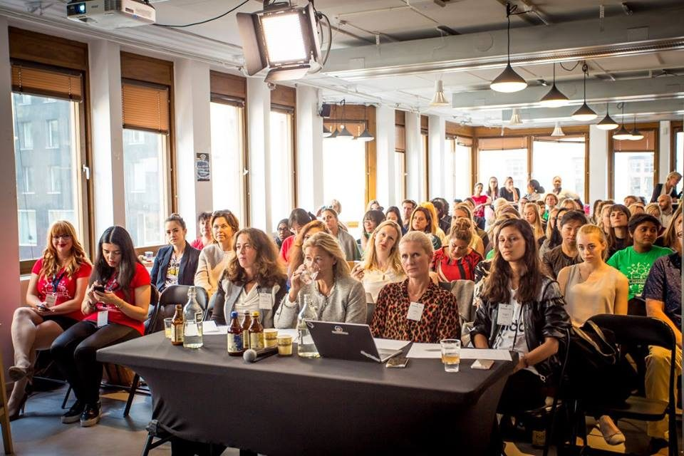 How female entrepreneurs are active in Sweden