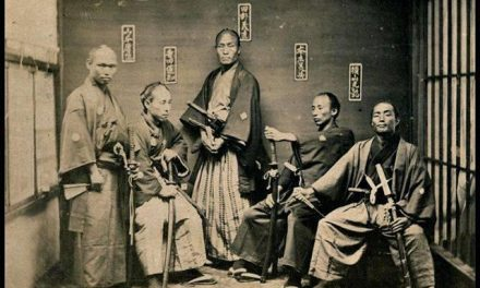 Are there still Samurai in Japan? Yes, but in the startup scene.