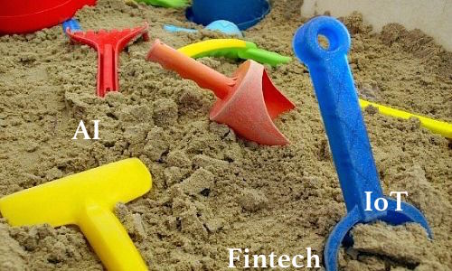 Regulatory sandbox in ASEAN is to counter the threat of Chinese startups?