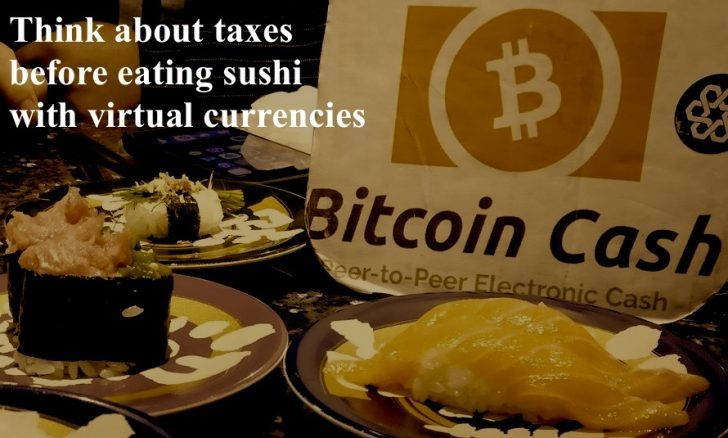 The reason why you can't earn a lot from virtual currencies in Japan 2