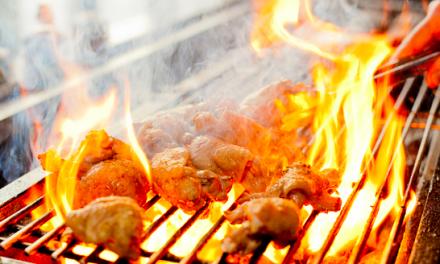 The Hottest Yakitori Restaurant in Himeji
