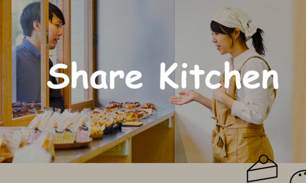 """Share Kitchen"" in Japan"