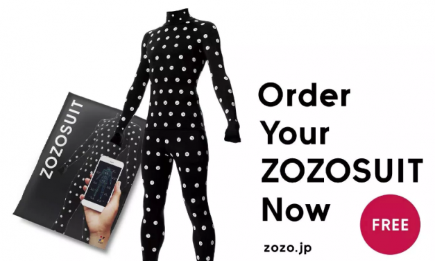 Have you already tried ZOZOSUIT, the most innovative product in the fashion industry?