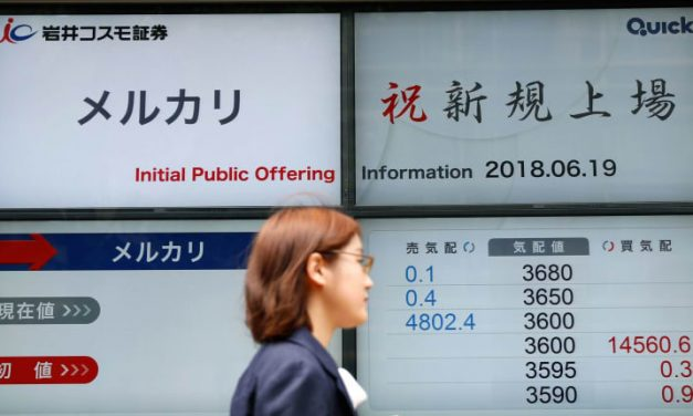 The Result of 2018's Largest IPO in Japan