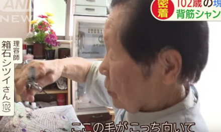 A new fact of Japanese senior citizens